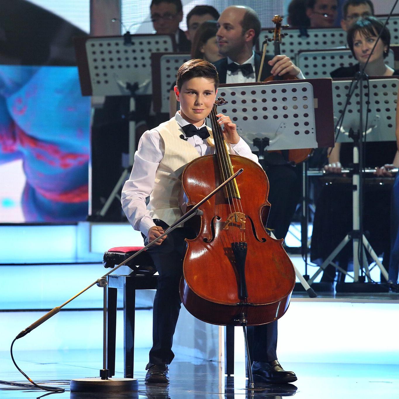 A Virtuózok fiatal csellistája megkapta Jacqueline du Pré egykori hangszerét